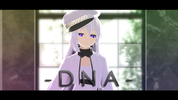 {MMD || OC} BTS - DNA {E.N.} by Artsy-Cup