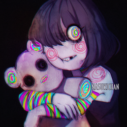 Teddy bear by Nasuki100