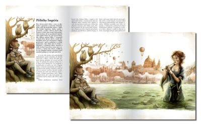 Srories of the Empire - spreads 1 by Ecthelion-2