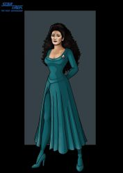 counselor deanna troi by nightwing1975