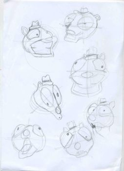Twitchy's faces by ilyh