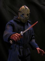NECA Retro Roy 'Copycat Jason' Burns by Police-Box-Traveler