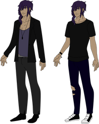 Aesthetic Adopt Reveal - I love you but fuck you by CommandersKeeper