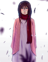 Mikasa: Absence by chocolexii