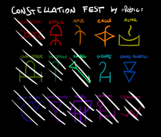 _ConstellationFest:OPEN_ by RobicAdopts