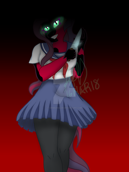 Yandere Glow by CrimsonGlow