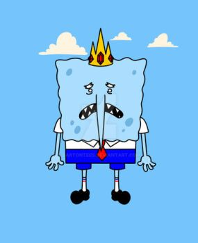 Icebob Kingpants by BartonTees