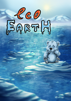 Eco-Earth Ice Melting by Art-by-Evan
