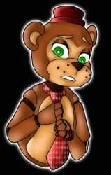 Ned Bear  by FuntimesAreOver