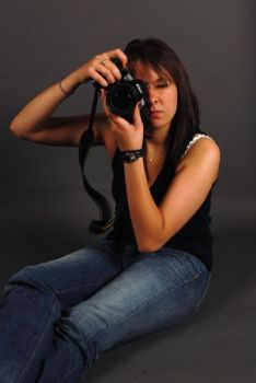 camera girl 3 by FreeStyledStock
