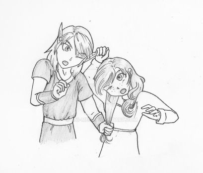 Young Rival Hearts by Ani-Meg