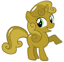 Goldie Belle by CptCakeface