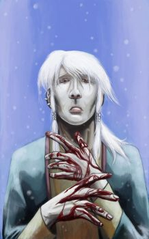 Frozen by thenumber42