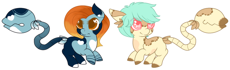 Plant Pony Adopts - Closed by er-ro