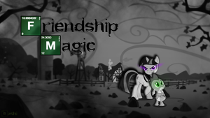 Friendship was Magic - Wallpaper [1920x1080] by Nakan0i