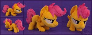 Scoot, Scootaloo! by ZizZaz