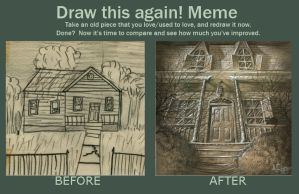 Before and After Meme by MJBivouac