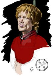 Tyrion Juego Tronos Final by EstherMenendez