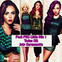 Pack PNG Little Mix 1 by Joty25