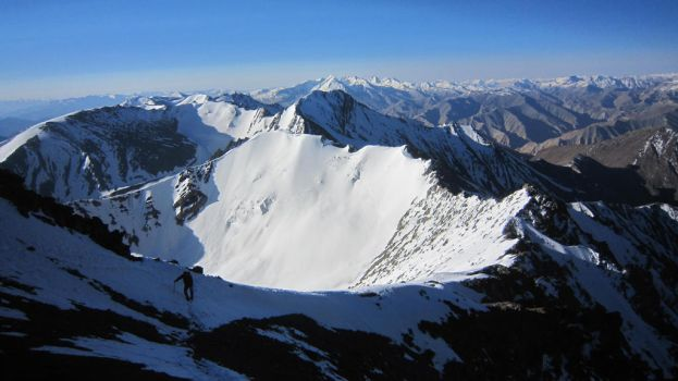 Stok Kangri by shadow-over-water