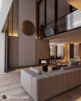 Luxury House Design by Hepe by hayriyepinar