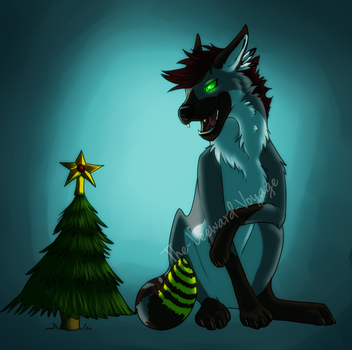 Merry Christmas, My Friend by The-Leeward-Voyage