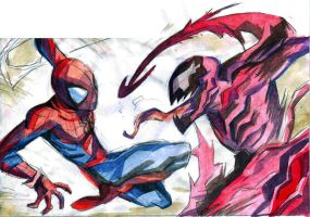Spider-Man Vs. #6 by theintrovert