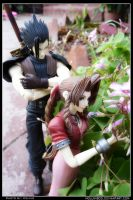 Aerith and Zack 28 by moujinboo