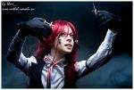 Scissors Grell 2 by shua-cosplay