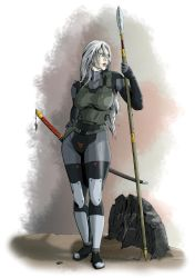 [Commission] 2A redesigned - Nier Automata by BeignetBison