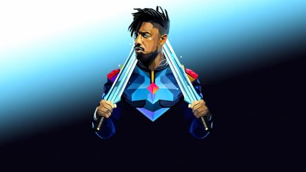 KILLMONGER by ekud