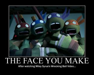 I totally made this face afterwards by hybridchick
