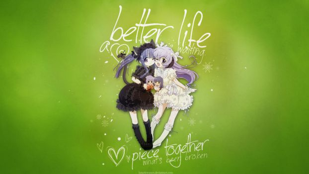 .better life by lunaticTrance
