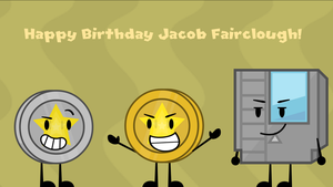 Happy Birthday To Jacob Fairclough! by TreeAnimations