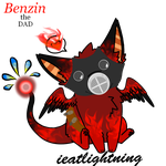 Benzin the DAD redesigned by Darumemay