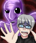 Theme 8: RPG. (Ao Oni) by Meloewe