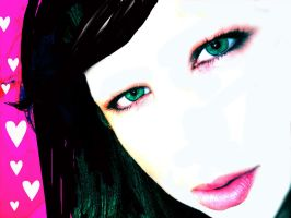 green eyes by christinabmiller