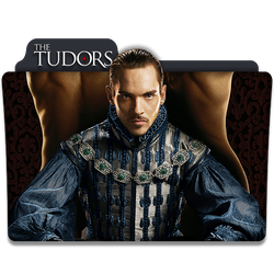 The Tudors : TV Series Folder Icon v5 by DYIDDO