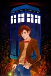 Time Lord by williamcote