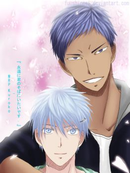 Hanami - AoKuro by FuuShinsei