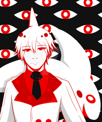 .: [FANART] || Mogeko March - Day 10 :. by The-Voice-of-Time