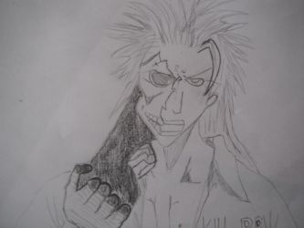 Gamma in pencil by The-Renji