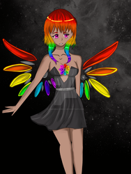 Raina Spectrum by Amandaconda1