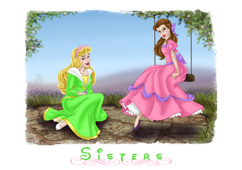 Sisters by x-Silverwing-x
