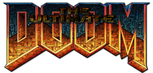 Ultimate Doom Menu Header by Hoover1979