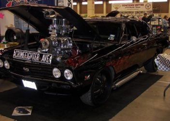 1967 Chevelle SS 17 by dragostat2