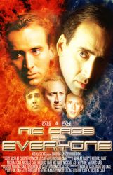 Nic Cage as Everyone THE MOVIE by Fishmas