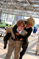 APH: PUT ME DOWN. by Its-Really-Awesome