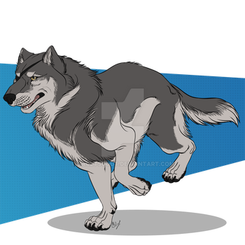 Diamond Dog by VaultScout