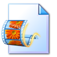 Windows Live Moviemaker file 256x256 icon PNG by Gabee8